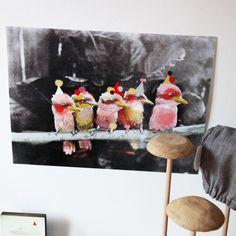 prints by Les Zigouis