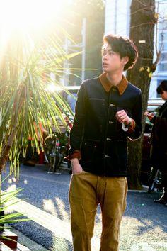 ICCHO STYLE BLOG -TOKYO STREET FASHION MAGAZINE -: [dude style no.79] - 成田 凌