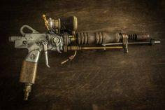 Steampunk Ghost Vaporizer (Bild 4/9)