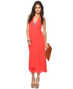 Pleated Halter Dress | FOREVER21 - 2000037991