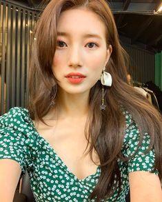 Simple Makeup Inspirations for Wedding Events - VIs-Wed Bae Suzy, Korean Beauty, Asian Beauty, Suzy Instagram, Miss A Suzy, Size Zero, Idole, Instyle Magazine, Cosmopolitan Magazine