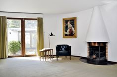 Josef Frank villa i Falsterbo