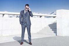 Leo, Suit Jacket, Breast, Suits, Formal, Jackets, Image, Fashion, Preppy