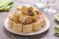 Der Honigmelone-Schinken-Wrap ist in Null Komma Nix zubereitet und eine leichte Mahlzeit an heißen Tagen. Probieren Sie es aus!