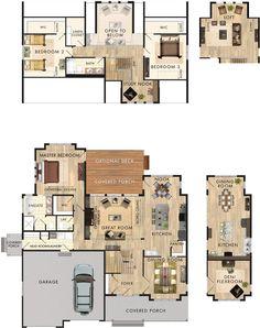 Killarney Floor Plan
