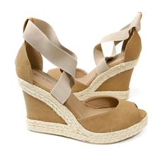 B.F.T. by Barefoot Tess 'Ireland' Wedge  #BAREFOOTTESS #SPRING  Sizes 11-14