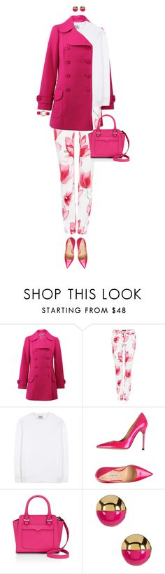 """""""Spring Is In The Air"""" by ittie-kittie on Polyvore featuring Michael Kors, Armani Jeans, Acne Studios, Luciano Padovan, Rebecca Minkoff, Trina Turk, SpringStyle and springfashion"""