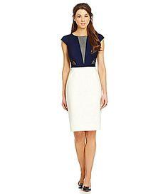 Antonio Melani Lenna Dress #Dillards
