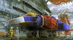 GUNDAM GUY: Awesome Gundam Digital Artworks [Updated 6/9/15]