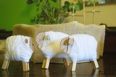 lã+ papelão=ovelha