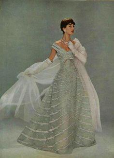 ~Vintage glamour.  1950s~
