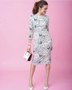 Новое весеннее платье @pe_for_girls 🌸
