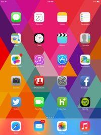 iOS 7 on an iPad - 10 Cool Features Hiding in iOS-7