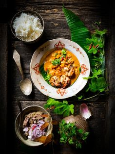 food styling for magazines Thai Recipes, Asian Recipes, Dinner Recipes, Healthy Recipes, Keto Recipes, Healthy Food, Thai Food Menu, Low Carb Brasil, Thai Dishes