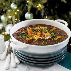 Spiced beef casserole recipe