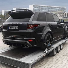 Cars Discover Image may contain: car and outdoor Range Rover Sport, Range Rover Evoque, Range Rovers, Luxe Suv, Droomauto& Super Auto& Luxe Auto& Auto& Motoren Range Rover Sport, Range Rovers, Suv Cars, Jeep Cars, Sport Cars, Best Luxury Cars, Luxury Suv, Nissan Kicks, Landrover Range Rover