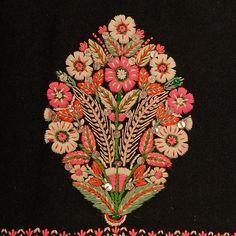 "Zdobienie kamizelki - Etnodizajn ""Wzornik"" / ENG: http://www.etnodizajn.pl/patternbook/ #etno #folk #inspirations"