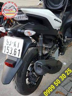 Độ đĩa sau NVX 155cc