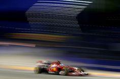 Fernando Alonso vuelve a sorprender a todos con el mejor tiempo en los FP3 en Singapur