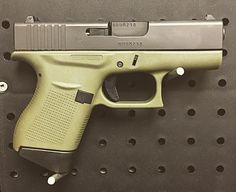 Glock43Loading that magazine is a pain! Get your Magazine speedloader today! http://www.amazon.com/shops/raeind