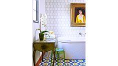 Design+Renaissance:+Patterned+Cement+Tiles+Are+Reborn+via+@mydomaine