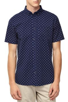 I know you want this  Cotton On Men - ss brunswick seersucker - Polkadot navy blue http://www.wasandnow.com/shop/fashion-2/cotton-on-men-ss-brunswick-seersucker-polkadot-navy-blue/ #FashionCottonOnMenCottonOnCottonOnMenSsBrunswickSeersuckerPolkadotNavyBlue Our classic fit short sleeve shirt, re-defined using a washed seersucker finish and vintage wash. Model wears size M. Composition: 100% Cotton
