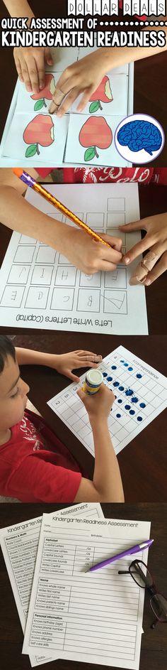 Assessing Kindergart