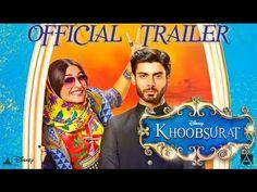 ▶ Khoobsurat Official Trailer   Sonam Kapoor, Fawad Khan   Releasing - 19 September - YouTube