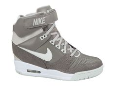 "Nike Air Revolution Sky Hi Women's Shoe - $150 ""Can I?? Can I have it???"""