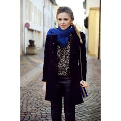 BRAIDS AND BLUES ❤ liked on Polyvore