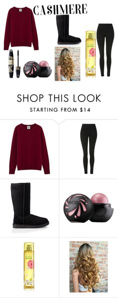 """You Look I Need A Drink-Justin Moore"" by red01 ❤ liked on Polyvore featuring Topshop, UGG and Max Factor"