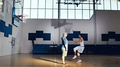 Whistle Sports : NBA's Greatest Dunks | Ultimate Competition, Part 2. Extraordinary People // Personas Increíbles Google+ Gif Collection