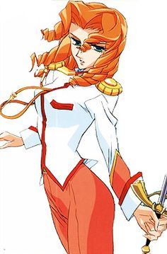 Juri from Revolutionary Girl Utena