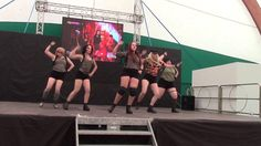 F.Ninja - F(x) _ Red Light Dance Cover @ Kpop Dance Competition - CUSpla...