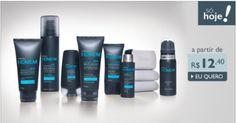 Natura Homem Acesse já a nossa loja:  Somente hoje produtos masculino com 25% de desconto http://rede.natura.net/espaco/BYLEE/nossos-produtos/dia-do-homem-cat1780003?_requestid=2173375