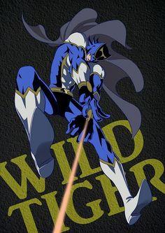 Kotetsu T. Kaburagi - Wild Tiger