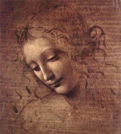 Leonardo da Vinci, The Scapigliata