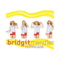 File Hurricane Bridgit Mendler.jpg ❤ liked on Polyvore