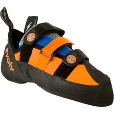 Just picked up these incredible climbing shoes, now it's time to get out and test 'em!