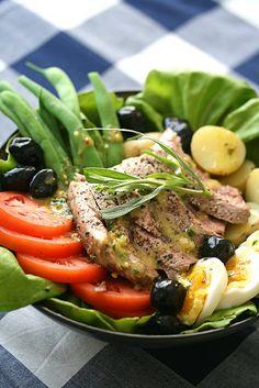 Nicoise Salads