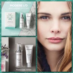 Simone Bartolini — MODERE ID SYSTEM Featuring dandelion extract,...