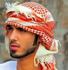 demasiado guapo para Arabia U_U
