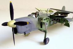 Model Airplanes, Origami, Aircraft, Vehicles, Metal, Aviation, Military Aircraft, World War, Origami Paper