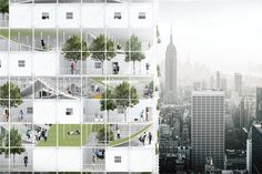 Atelier L - Instant City: Living Air-Right
