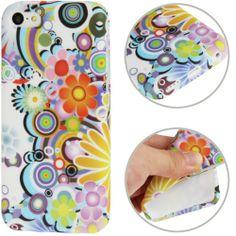 iPhone 5C case / hoesje, gekleurde bloemen / flowers. Iphone 5 Cases, Iphone 5c, Ipod, Samsung Galaxy, Accessories, Ipods