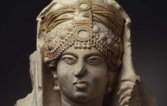 Funerary bust: the so-called Beauty of Palmyra, Palmyrene, anonymous maker, CE. Palmyra, Anonymous, Buddha, Statue, Beauty, Art, Art Background, Kunst, Performing Arts