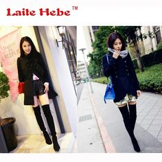 (32.87$)  Know more - http://aimi5.worlditems.win/all/product.php?id=32770113700 - [xiug]Laite Hebe Thigh High Boots Women Over Knee Shoes 2016 Female China Boots Mou Over The Knee Boots Women's Boots Size 35-40