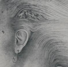 Alessandro De Michele, Plancton, matita e china su carta