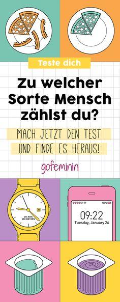 Mach den Test: Zu welcher Sorte Mensch zählst du? #test #persönlichkeitstest