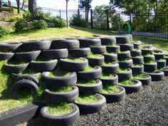 Love this, would be great on one side of my hillside slide!